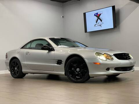 2003 Mercedes-Benz SL-Class for sale at TX Auto Group in Houston TX