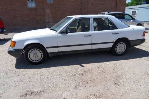 1987 Mercedes-Benz 300-Class for sale at Paris Fisher Auto Sales Inc. in Chadron NE