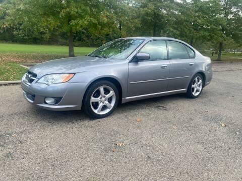 2009 Subaru Legacy for sale at 62 Motors in Mercer PA