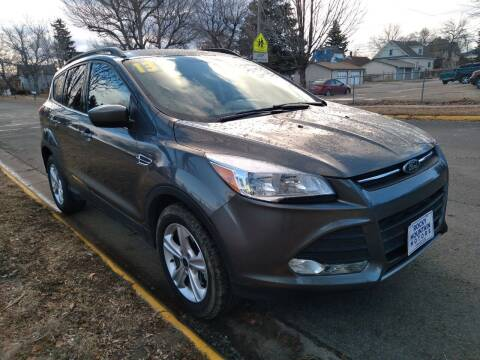 2013 Ford Escape for sale at Kevs Auto Sales in Helena MT