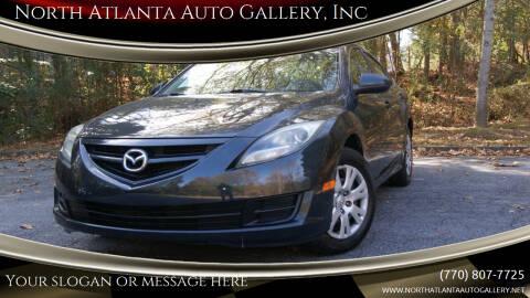 2012 Mazda MAZDA6 for sale at North Atlanta Auto Gallery, Inc in Alpharetta GA