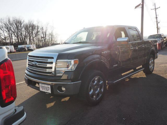 2013 Ford F-150 for sale at Scheuer Motor Sales INC in Elmwood Park NJ