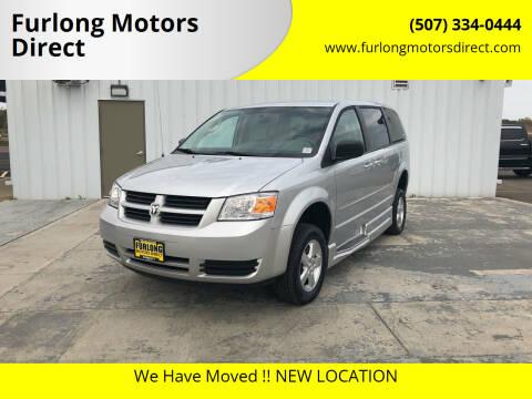2010 Dodge Grand Caravan for sale at Furlong Motors Direct in Faribault MN