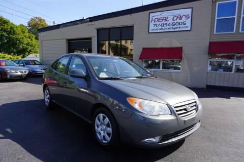 2009 Hyundai Elantra for sale at I-Deal Cars LLC in York PA