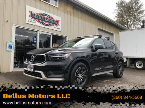 2019 Volvo XC40 for sale at Bellus Motors LLC in Camas WA