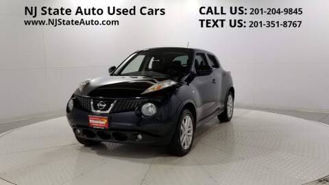 2013 Nissan JUKE for sale at NJ State Auto Auction in Jersey City NJ