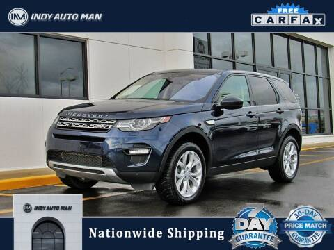2017 Land Rover Discovery Sport for sale at INDY AUTO MAN in Indianapolis IN