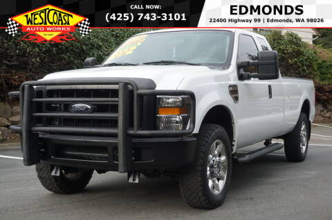 2010 Ford F-250 Super Duty for sale at West Coast Auto Works in Edmonds WA