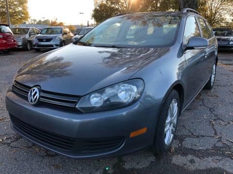 2011 Volkswagen Jetta for sale at Atlantic Auto Sales in Garner NC