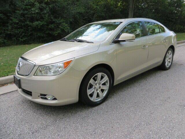 2011 Buick LaCrosse for sale at EZ Motorcars in West Allis WI