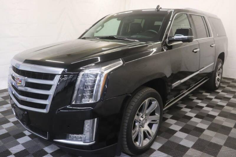 2015 Cadillac Escalade ESV for sale at AH Ride & Pride Auto Group in Akron OH