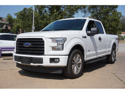 2017 Ford F-150 for sale at Monthly Auto Sales in Fort Worth TX