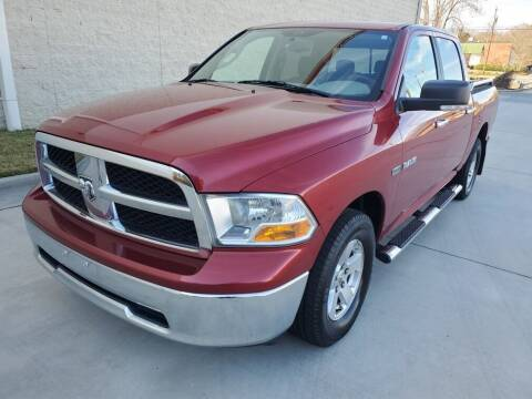 2009 Dodge Ram Pickup 1500 for sale at Raleigh Auto Inc. in Raleigh NC