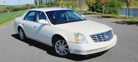 2008 Cadillac DTS for sale at BOOST MOTORS LLC in Sterling VA