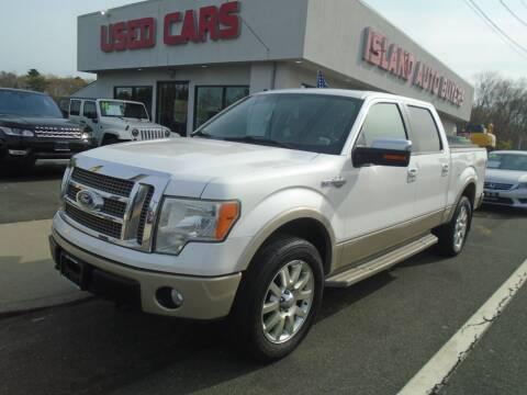 2010 Ford F-150 for sale at Island Auto Buyers in West Babylon NY