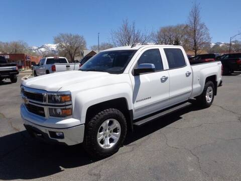 2014 Chevrolet Silverado 1500 for sale at State Street Truck Stop in Sandy UT