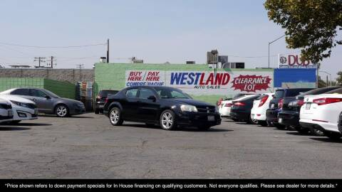 2011 Dodge Avenger for sale at Westland Auto Sales on 7th in Fresno CA