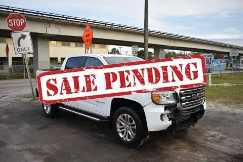 2016 GMC Canyon for sale at STS Automotive - Miami, FL in Miami FL