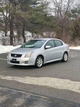 2010 Nissan Sentra for sale at Westford Auto Sales in Westford MA