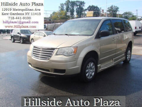2010 Chrysler Town and Country for sale at Hillside Auto Plaza in Kew Gardens NY