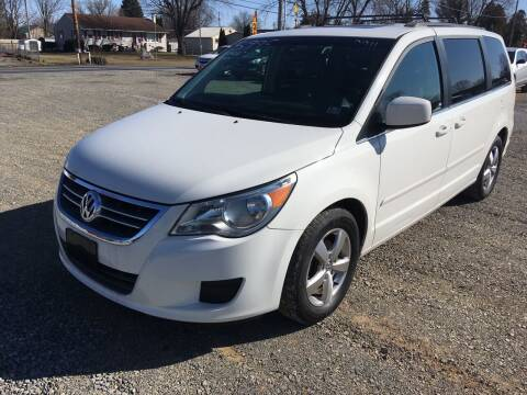 2011 Volkswagen Routan for sale at US5 Auto Sales in Shippensburg PA