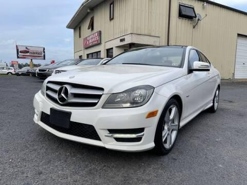 2012 Mercedes-Benz C-Class for sale at Premium Auto Collection in Chesapeake VA
