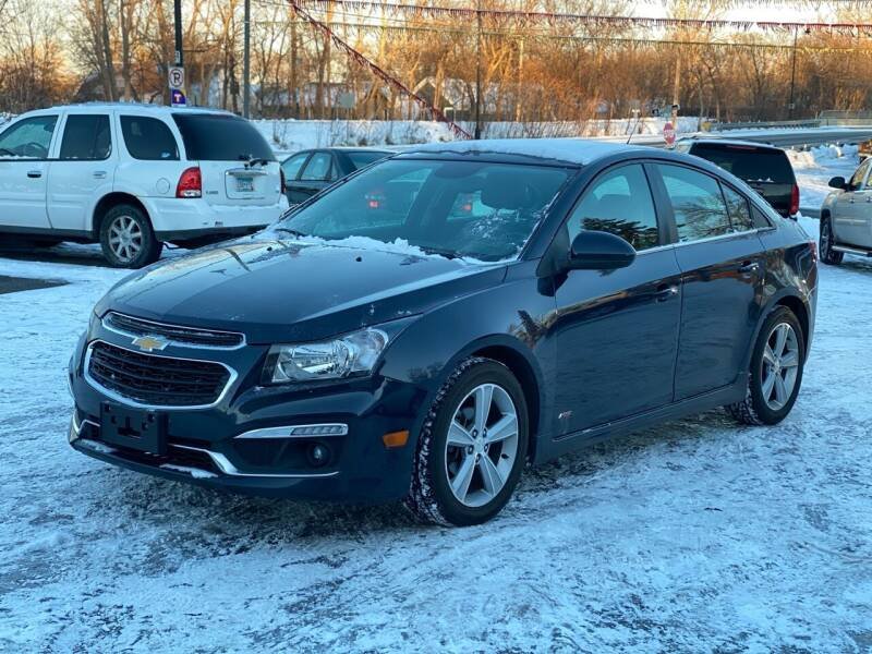 2016 Chevrolet Cruze Limited for sale at Tonka Auto & Truck in Mound MN
