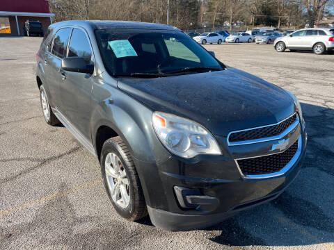 2014 Chevrolet Equinox for sale at Certified Motors LLC in Mableton GA