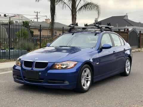 2008 BMW 3 Series for sale at ZaZa Motors in San Leandro CA