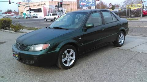 2003 Mazda Protege for sale at Larry's Auto Sales Inc. in Fresno CA