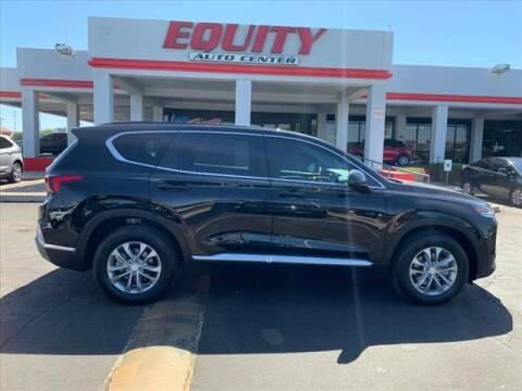 2020 Hyundai Santa Fe for sale at EQUITY AUTO CENTER in Phoenix AZ