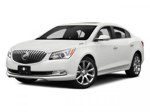 2014 Buick LaCrosse for sale at QUALITY MOTORS in Salmon ID