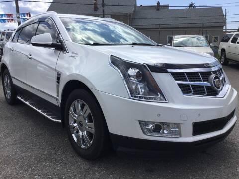 2012 Cadillac SRX for sale at eAutoDiscount in Buffalo NY