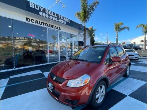 2009 Suzuki SX4 Crossover for sale at AutoDeals in Daly City CA