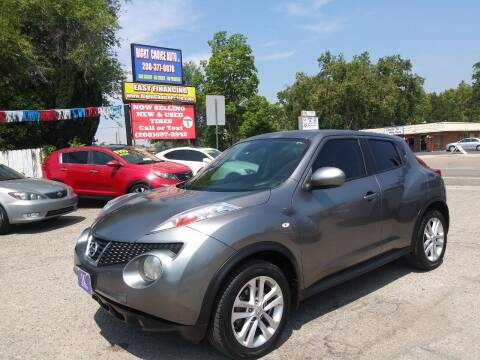 2011 Nissan JUKE for sale at Right Choice Auto in Boise ID