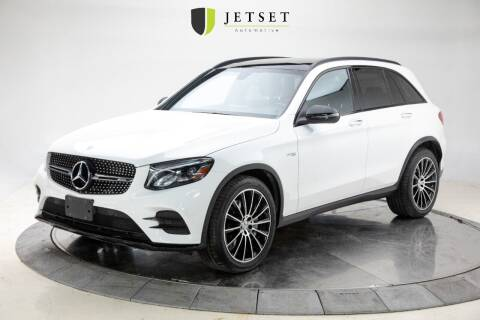 2018 Mercedes-Benz GLC for sale at Jetset Automotive in Cedar Rapids IA