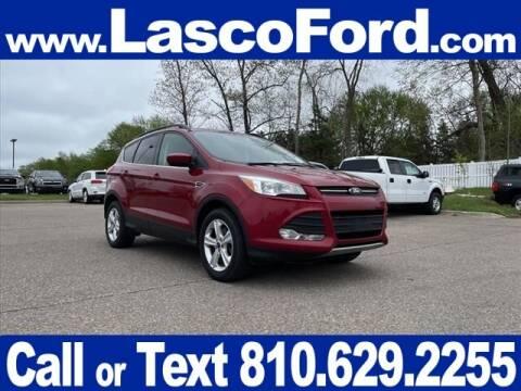 2016 Ford Escape for sale at LASCO FORD in Fenton MI