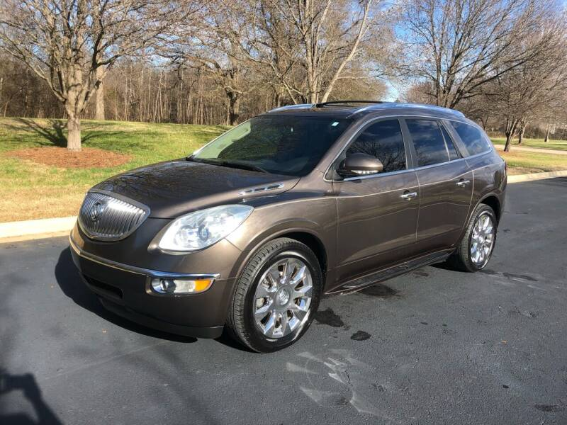 2012 Buick Enclave for sale at A&M Enterprises in Concord NC