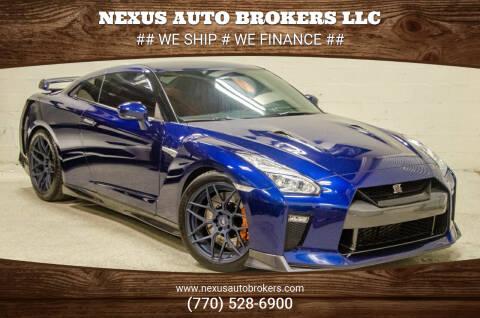 2017 Nissan GT-R for sale at Nexus Auto Brokers LLC in Marietta GA