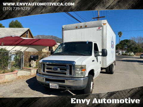 2009 Ford E-Series Chassis for sale at Envy Automotive in Studio City CA