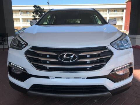 2018 Hyundai Santa Fe Sport for sale at EMPIREIMPORTSTX.COM in Katy TX