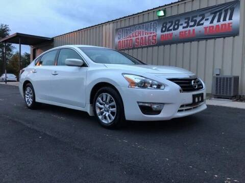 2015 Nissan Altima for sale at Stikeleather Auto Sales in Taylorsville NC