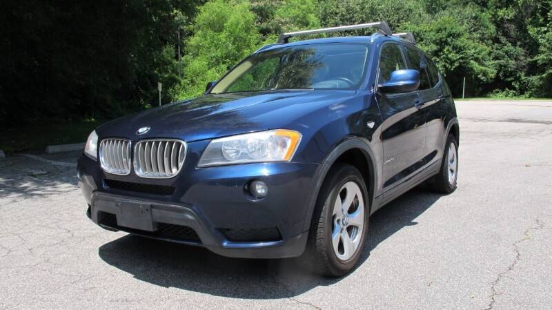 2011 BMW X3 for sale at Best Import Auto Sales Inc. in Raleigh NC