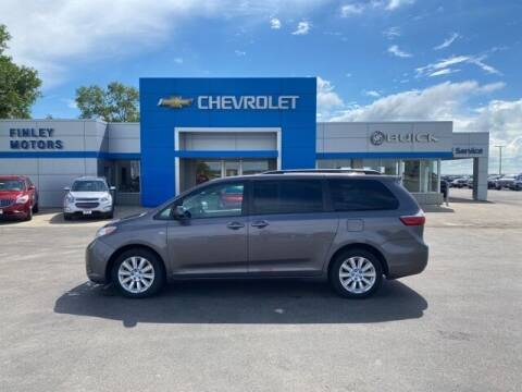 2016 Toyota Sienna for sale at Finley Motors in Finley ND