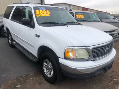 2002 Ford Expedition for sale at City Auto Sales in Sparks NV