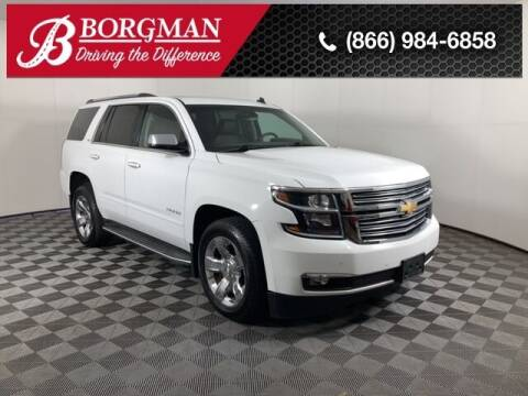 2015 Chevrolet Tahoe for sale at BORGMAN OF HOLLAND LLC in Holland MI