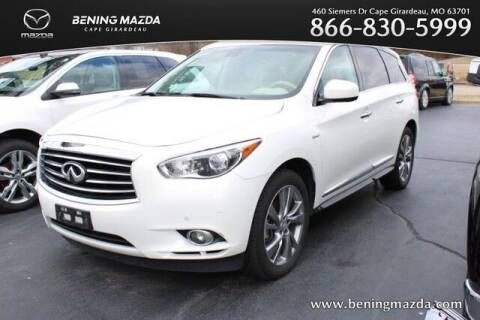 2014 Infiniti QX60 Hybrid for sale at Bening Mazda in Cape Girardeau MO
