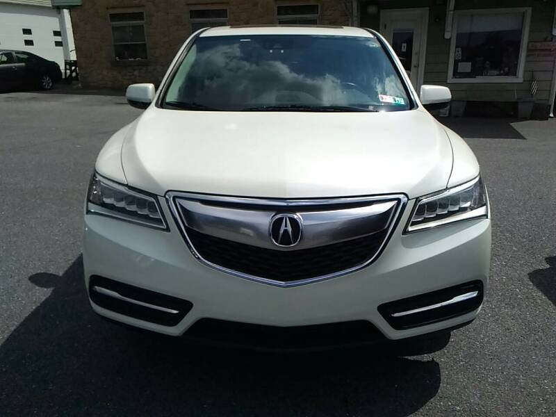 2016 Acura MDX for sale at Paul's Auto Inc in Bethlehem PA