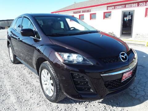 2010 Mazda CX-7 for sale at Sarpy County Motors in Springfield NE