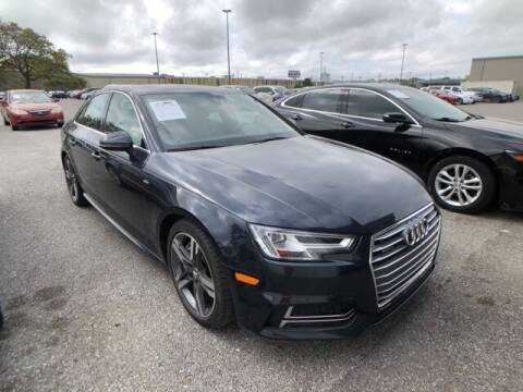 2018 Audi A4 for sale at Allen Turner Hyundai in Pensacola FL